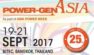 ASIA POWER GEN Bangkok 2017