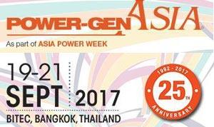ASIA POWER GEN Bangkok 2017